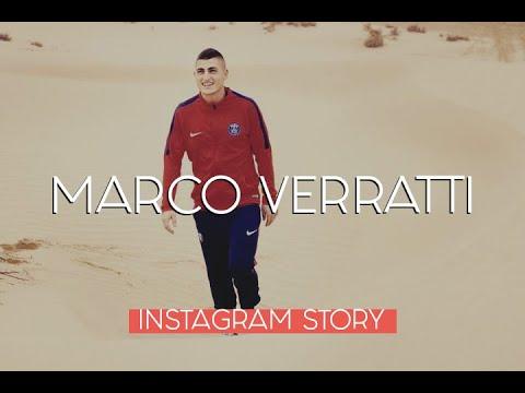 Marco Verratti Instagram - YouTube