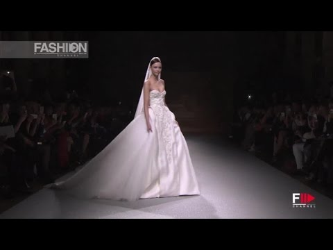TONY WARD Full Show Spring Summer 2015 Haute Couture Paris by Fashion Channel