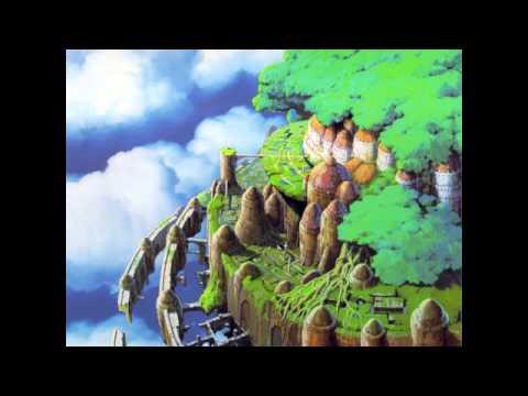 Studio Ghibli Music: 2. Laputa Castle in the Sky poster