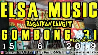 Download lagu BAGAIKAN LANGIT ELSA MUSIC LIVE PEKALONGAN FULL BASS MP3