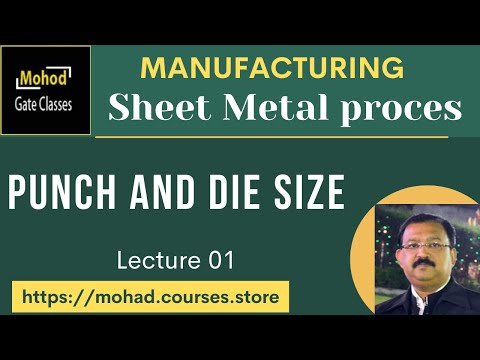 Sheet Metal 02 A  Cutting Forces