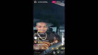 DDG Talks About Fredo And Quitting YouTube