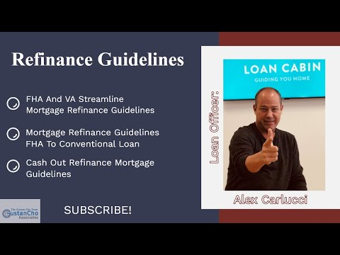 mortgage-refinance-guidelines-and-top-reasons-and-benefits