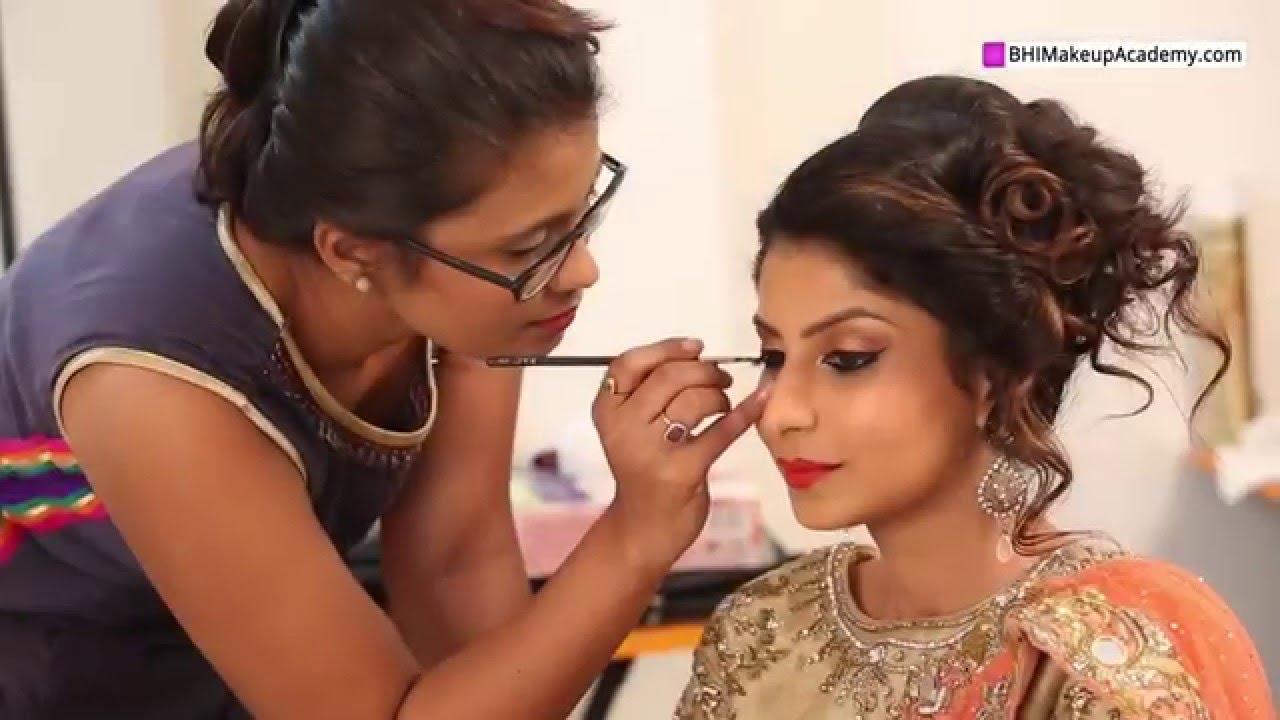 divya sonar professional makeup artist and hair stylist(video profile)