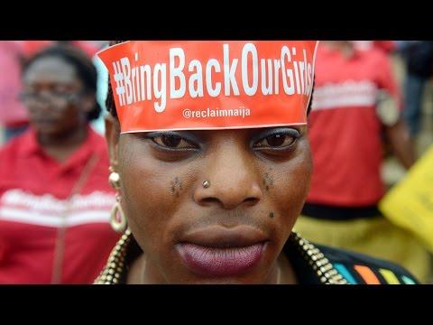 Boko Haram releases 21 kidnapped Chibok schoolgirls  HD