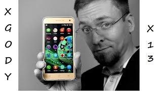 53€ China Phone XGody X13 - Viel Smartphone für wenig Geld ? - Review - Deutsch