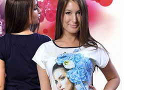 Женская туника от интернет магазина ModaLada.Ru(, 2016-08-02T10:12:04.000Z)