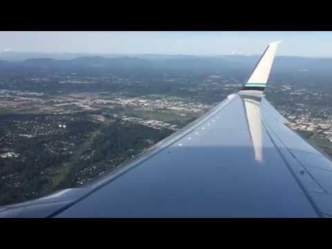 Landing 34L at Seattle-Tacoma International Airport