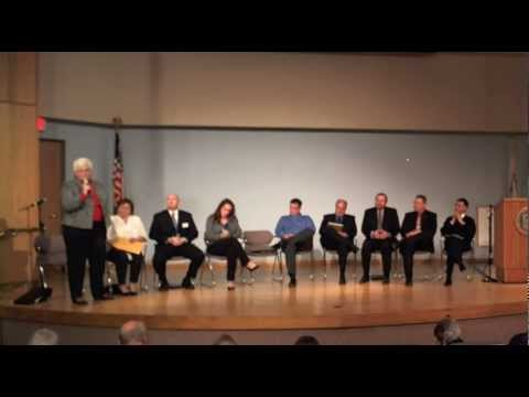 McHenry County Board Candidates Forum Districts 5 and 6
