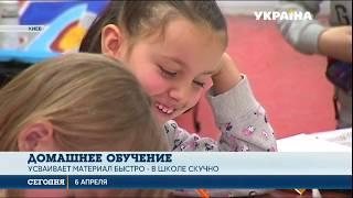 Домашнее обучение в Украине: в чем плюсы и минусы?
