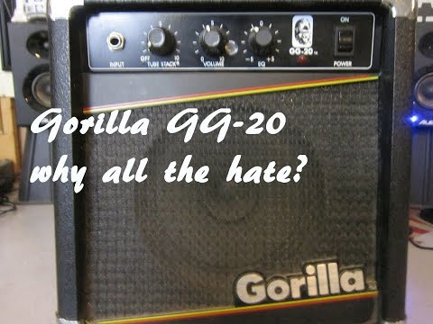 Gorilla GG-20