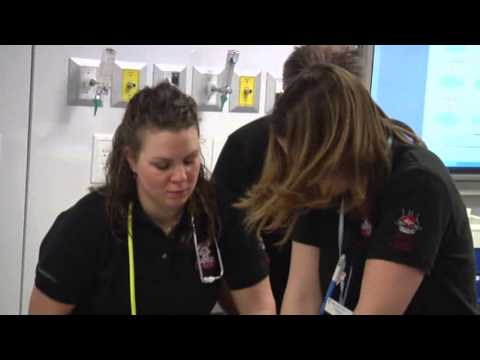 Calgary Opens New Pediatric Simulation Lab