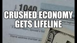 CRUSHED ECONOMY GETS LIFELINE, POVERTY SPREADS, COST OF LIVING PUNISHES FIXED INCOME, 2021 COLLAPSE