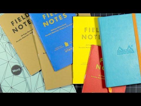 JetPens Haul - Small Notebook Comparison & First Impressions