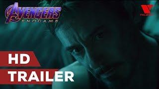 Avengers: Endgame (2019) HD trailer #2 | CZ titulky