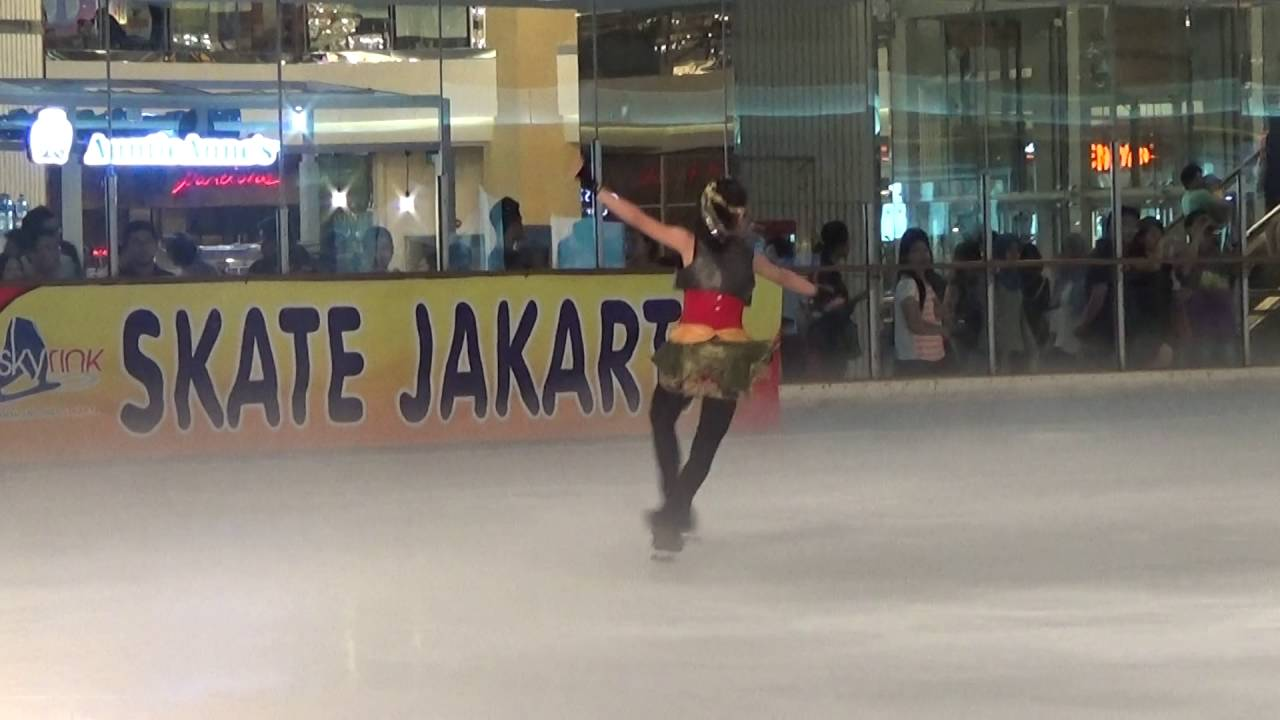 Roller skating rink jakarta - Cheryl Setiawan 8 9 Fs5 Isi Skate Jakarta 2016