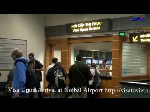 Get visa stamped at Vietnam airports - http://www.vietnamvisaonline.net/
