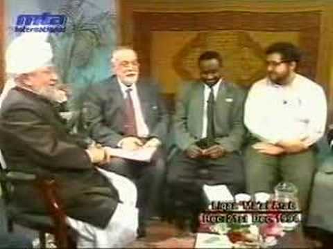 Ahmadiyya--Jizya and Tax on Non Beleivers