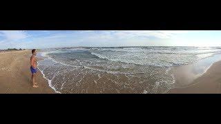видео Отдых на азовском море 2017 лето щелкино