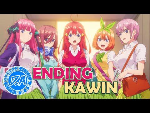 15 Anime Yang Punya Ending Kawin/Nikah