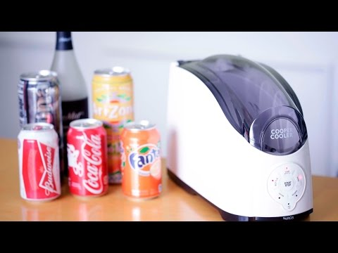 Cooper Cooler - Rapid Beverage Chiller