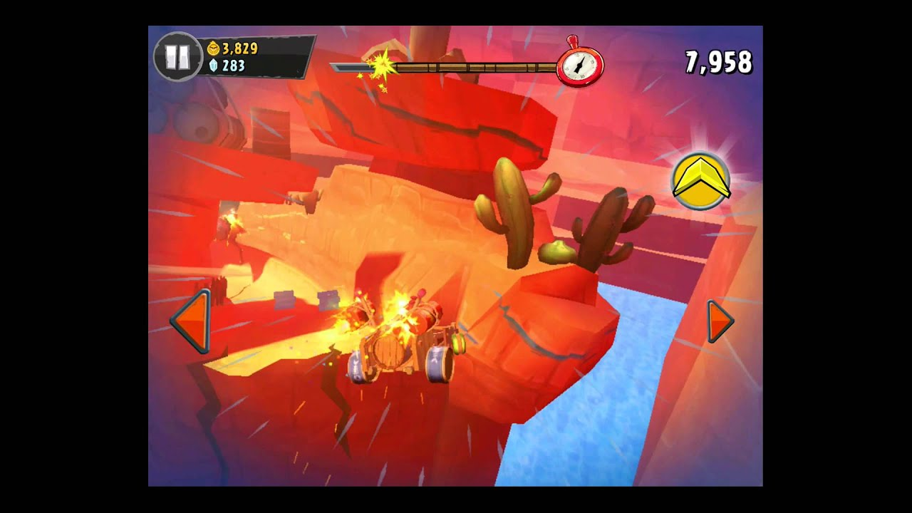 Angry Birds Go! Stunt Chapter Track 1