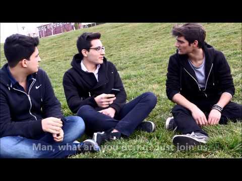 Phone Effect--- Private Erdem High School AIESEC GAZIANTEP Meet MY Friend15