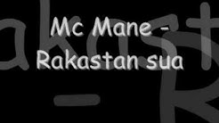 Mc Mane - Rakastan sua