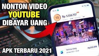 Download NONTON VIDEO YOUTUBE DIBAYAR !! Cara Menghasilkan Uang Dari Internet || APLIKASI PENGHASIL UANG