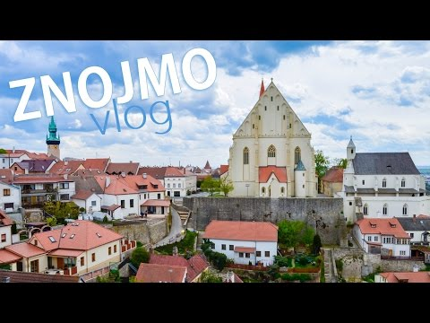 Magical City of Znojmo | TRAVEL VLOG