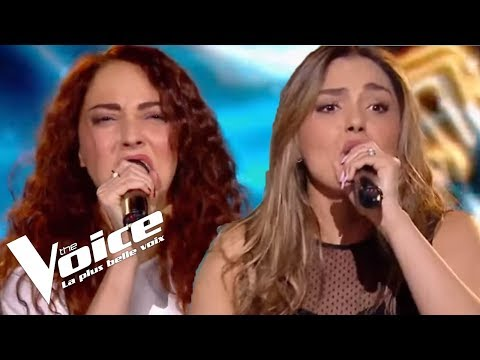Calvin Harris - This Is What You Came For   Yasmine Ammari VS Norig   The Voice France 2018   Duels