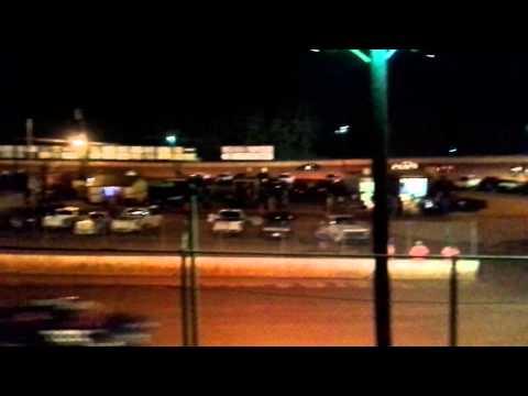 Part#1 FWD Main Event - Laurens Speedway - 8.10.13