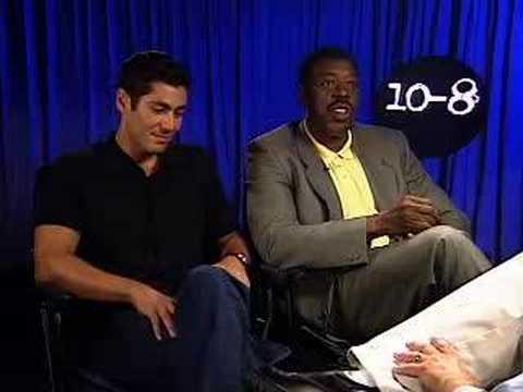 "Ernie Hudson & Danny Nucci ""10-8"" interview"