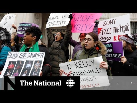 CBC News: The National: Gilllete's PR gamble and the latest R. Kelly fallout | The Pop Panel