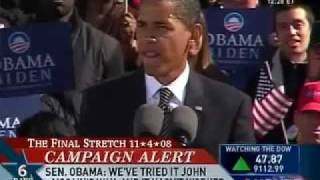 Obama Confesses to Socialist Leanings