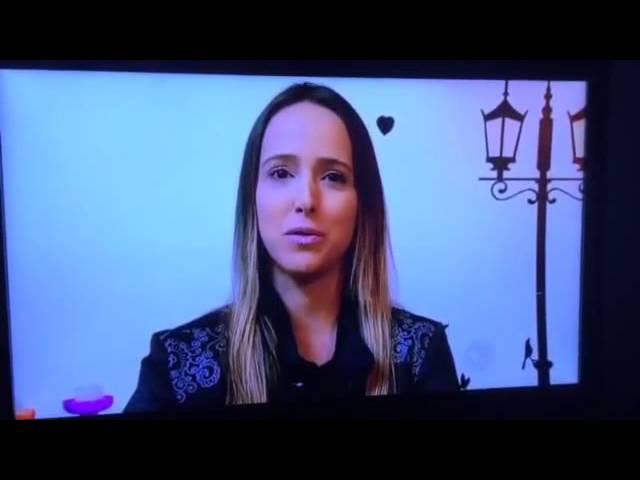 Psicóloga Adriana de Araújo no Programa Love School   Ciúme excessivo