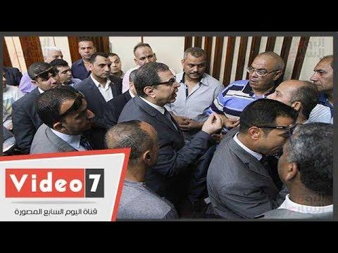 وزير القوى العاملة:  اللى بينجح فى انتخابات العمال بنقول له ربنا يعينك  - 14:22-2018 / 5 / 24