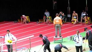 20110205 日本ジュニア室内 男子60mH予選6.AVI