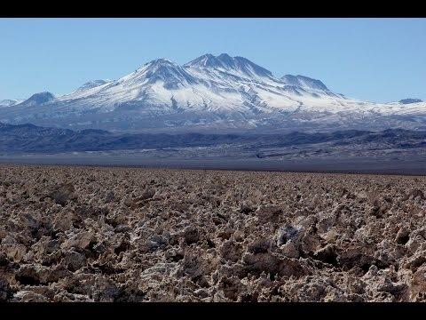 CHILE - ATACAMA DESERT (PART 2) - SALAR DE ATACAMA  (Full HD)