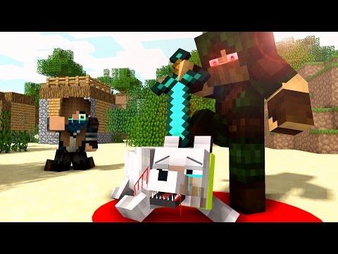 Thumbnail: Wolf Life 3 - Craftronix Minecraft Animation