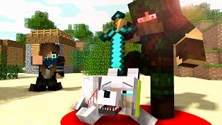 Wolf Life 3 - Craftronix Minecraft Animation
