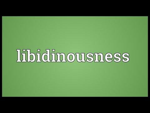 Header of libidinousness