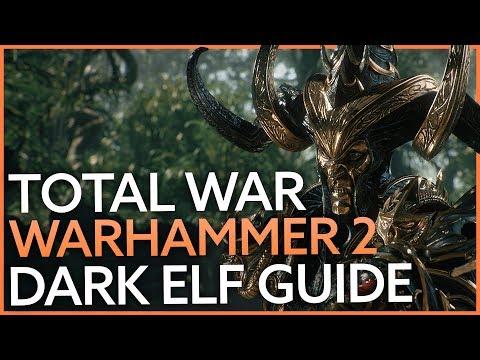 Total War: Warhammer II Dark Elf guide