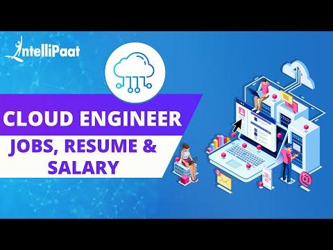 Cloud Engineer Jobs, Resume & Salary | Cloud Engineer Salary Report | Cloud Training | Intellipaat