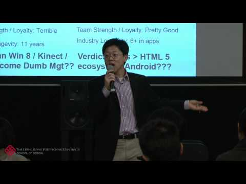 Evolution of the Video Game Market: Asia vs USA. A talk by Jong Lee.