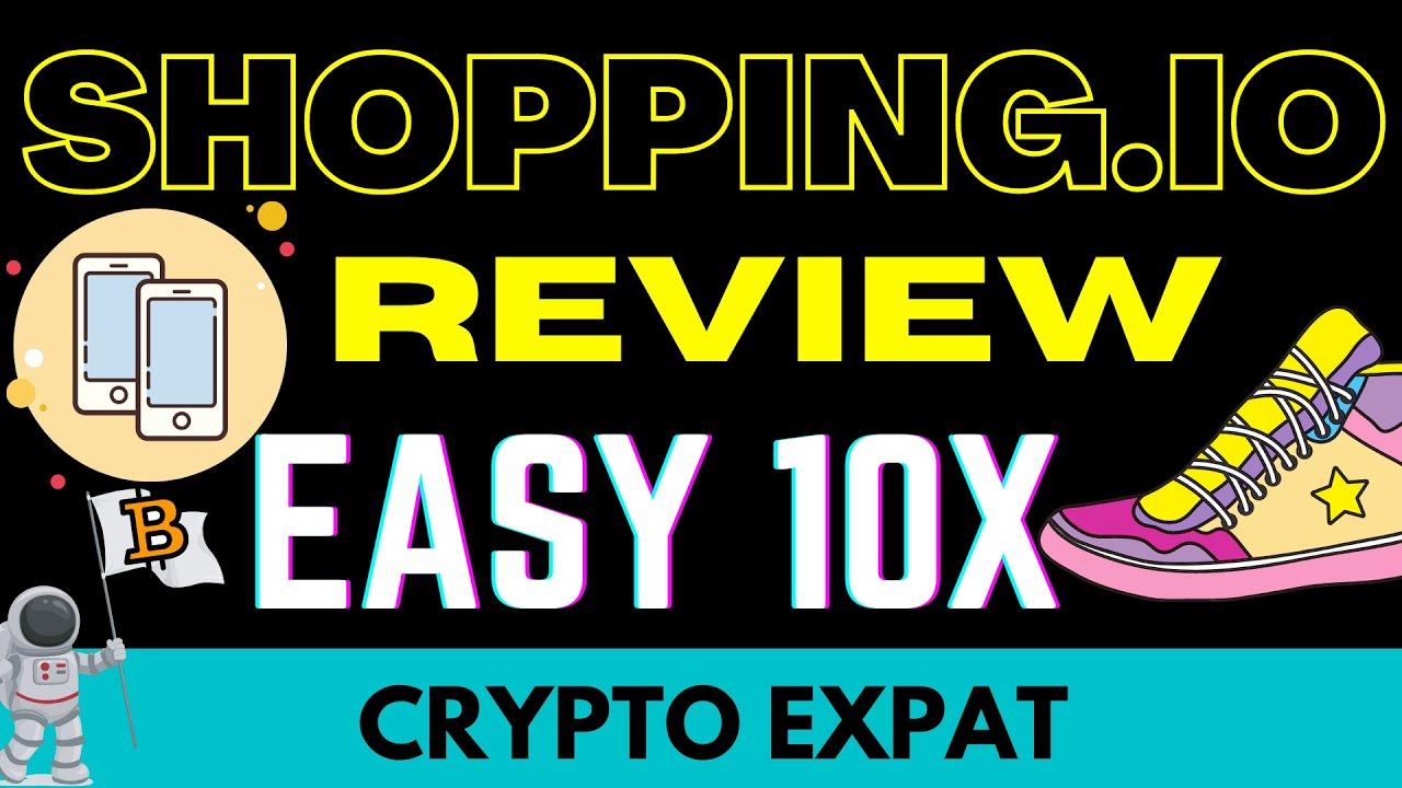 Shopping.io Review (SPI Token) EASY 10X // Low Cap Gem ??  🚀🚀