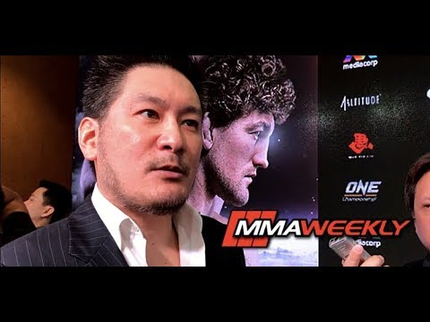 ONE Championship Boss: 'We've crushed (the UFC in Asia), completely crushed them'