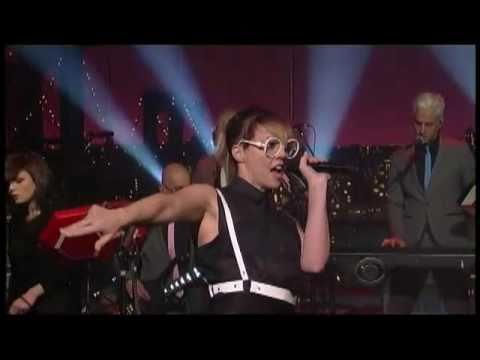 Mark Ronson & The Business Intl. ft. Q-Tip & MNDR - Bang Bang Bang - David Letterman Live