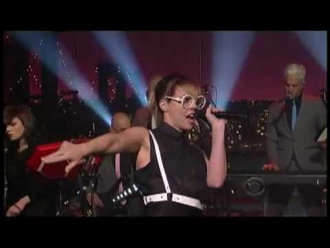 Mark Ronson & The Business Intl. ft. Q-Tip & MNDR - Bang Bang Bang - David Letterman Live