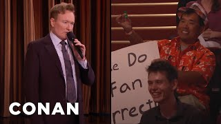 Scraps: Flash Drive Tony  - CONAN on TBS